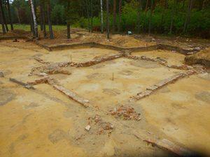 Fundamenten van de gaskamers