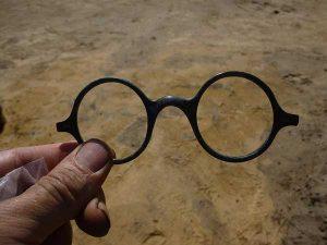 Bril vondst