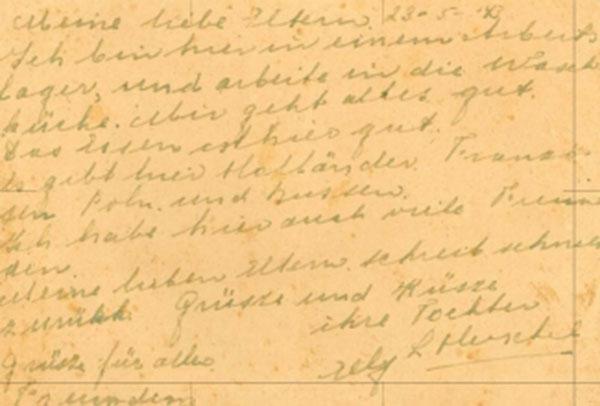 Elly Herschel tekst