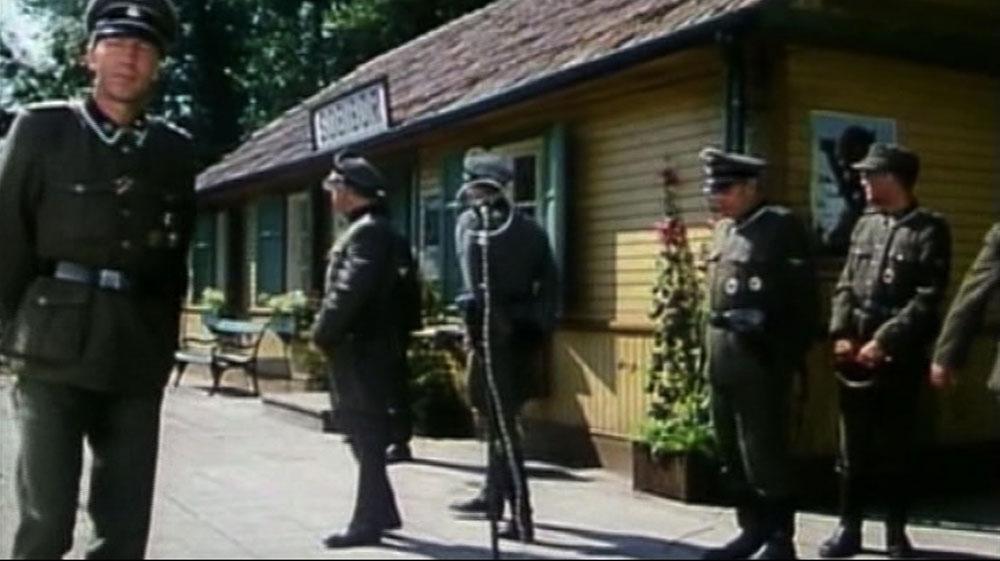 Scene uit de film Escape from Sobibor