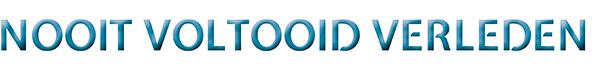 Nooit Voltooid Verleden Logo