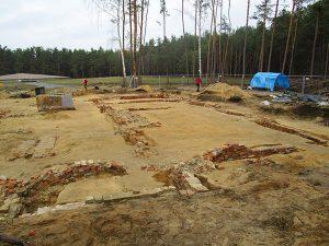 Opgraving gaskamers