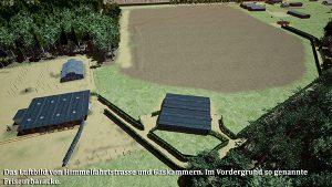 luchtbeeld himmelfahrt gaskamers - kappersbarak
