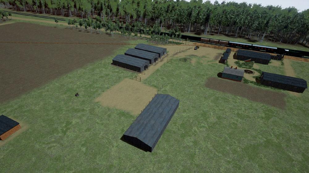 Kamp 2 Vorlager Perron