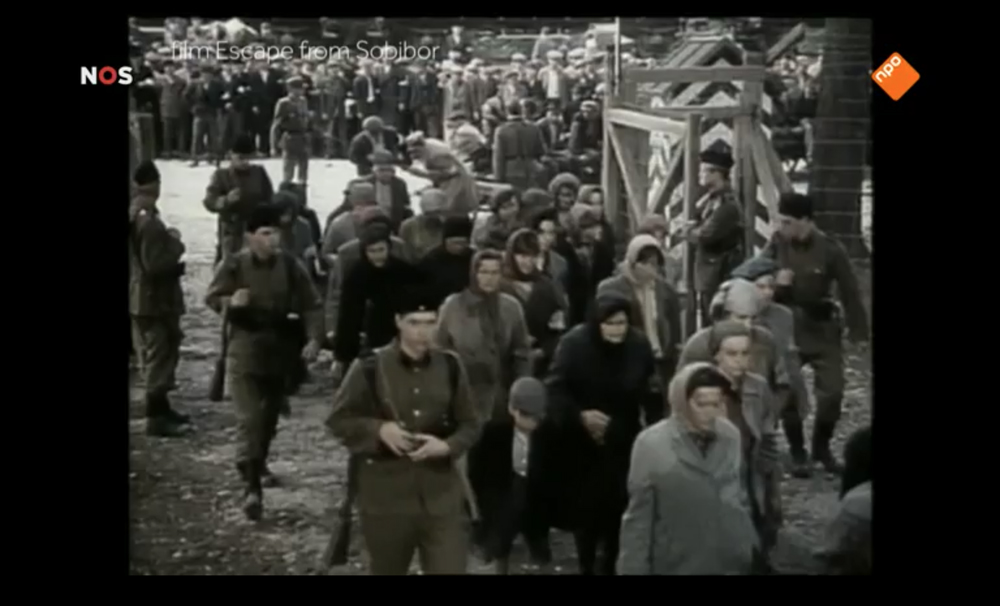 Still 'Escape from Sobibor'